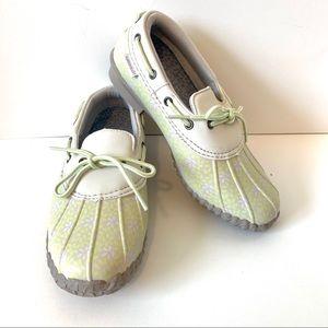 "JBU by JAMBU ""Gwen"" Garden Ready Duck Shoes—SZ 7"